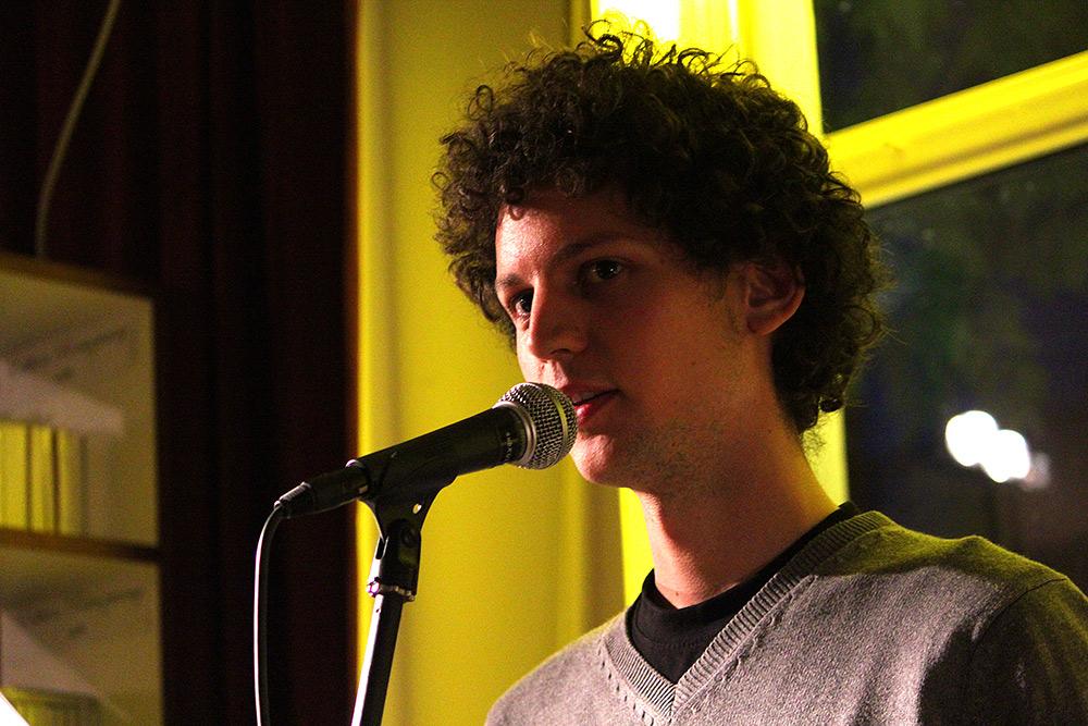 Lucas Fassnacht Berlin 2012